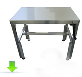 Manual Adjust Table